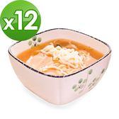 (即期品)樂活e棧 低卡蒟蒻麵 燕麥拉麵+濃湯(共12份)