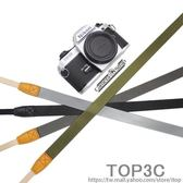 攝途slim微單相機帶掛脖拍立得減壓相機背帶純色單反相機帶 復古「Top3c」