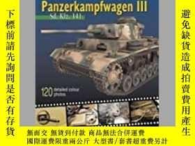 二手書博民逛書店Panzerkampfwagen罕見III SD Kfz.141 (damaged)-裝甲車Kampfwagen