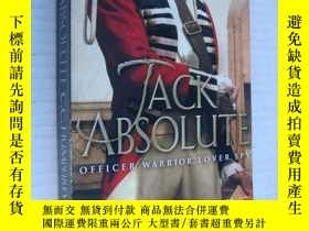 二手書博民逛書店JACK罕見ABSOLUTE (Officer,warrior,