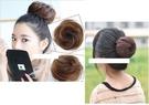 【得來福】W10自然可愛造型丸子頭花包頭假髮,售價168元