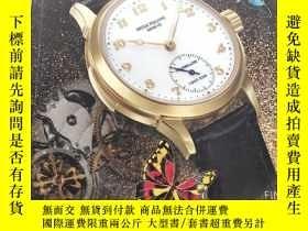 二手書博民逛書店SOTHEBYS罕見香港蘇富比 2014年精美鐘表 腕表 拍賣圖錄 IMPORTANT WATCHESY233