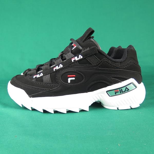 FILA D FORMATION 鋸齒鞋 復古休閒鞋 1CM00490014 男女款【iSport愛運動】