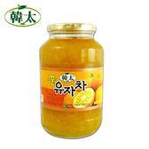 【韓太】蜂蜜柚子茶 1KG