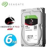 SEAGATE 那嘶狼 3.5吋 6TB NAS專用硬碟(內建旋轉震動感應器)