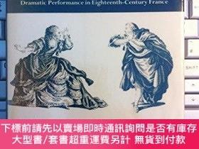 二手書博民逛書店Actio罕見and Persuasion: Dramatic Performance in Eighteenth