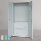 收納櫃 HDF多用途二抽置物櫃(三色可選)HDF-SC-009【時尚屋】[RU5]免組裝/免運費