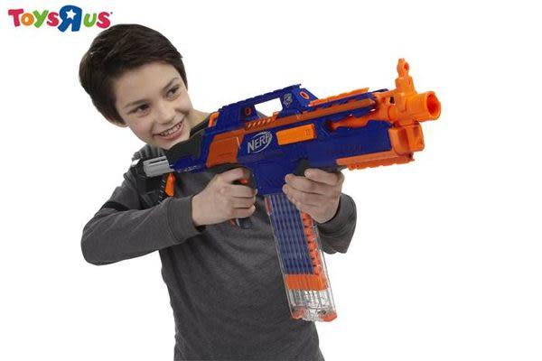 玩具反斗城【Nerf】速擊連發機關槍