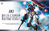鋼彈模型 HG 1/144 RX-78-2 初代鋼彈 BEYOND GLOBAL 40th 周年 TOYeGO 玩具e哥