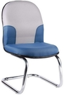 HP432-05 洽談椅(布面)(電鍍)