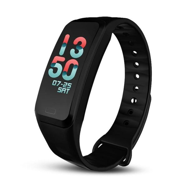 彩屏智慧手環防水運動計步器手錶蘋果男女小米2華為3WD 晴天時尚館