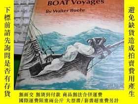 二手書博民逛書店Famous罕見SMALL BOAT Voyages 著名的小船