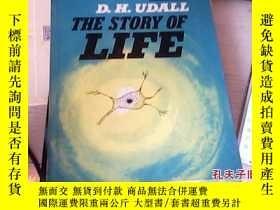 二手書博民逛書店THE罕見STORY OF LIFEY27345 THE STORY OF LIFE THE STORY OF