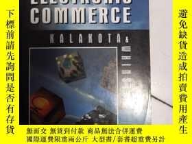 二手書博民逛書店Frontier罕見of Electronic Commerce 電子商務前沿Y377978 Ravi k