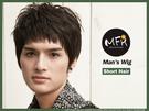 MFH韓國男生假髮◆SHINee短瀏海層次髮◆【S013002】韓髮型 男生髮型 男假髮 韓系NO.1