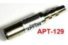 凱傑樂器 STANDER APT-129 XLR(M)/1/4 TS(F)阻抗轉換頭