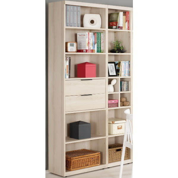 書櫃 書櫥 MK-369-23 塔利斯3.3尺書櫥【大眾家居舘】