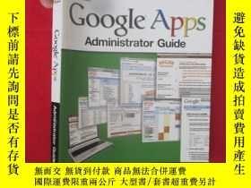 二手書博民逛書店Google罕見Apps Administrator Guide