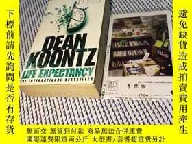 二手書博民逛書店英文原版罕見Life Expectancy 【存於溪木素年書店】