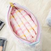 圣誕雪花蕾絲衛生巾收納包衛生棉袋姨媽巾月事包便攜小化妝包【99元專區限時開放】