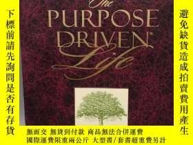 二手書博民逛書店【英文原版】標桿人生The罕見Purpose Driven LifeY323996 Rick Warren Z