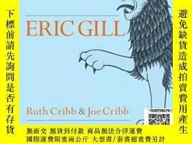 二手書博民逛書店【罕見】Eric Gill: Lust for Letter &