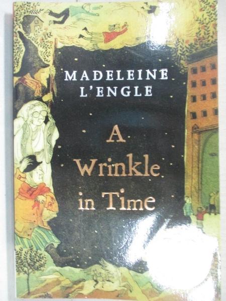 【書寶二手書T1/原文小說_BWG】A Wrinkle in Time_L'Engle