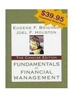 二手書博民逛書店 《Fundamentals of financial management》 R2Y ISBN:003015958X│Brigham