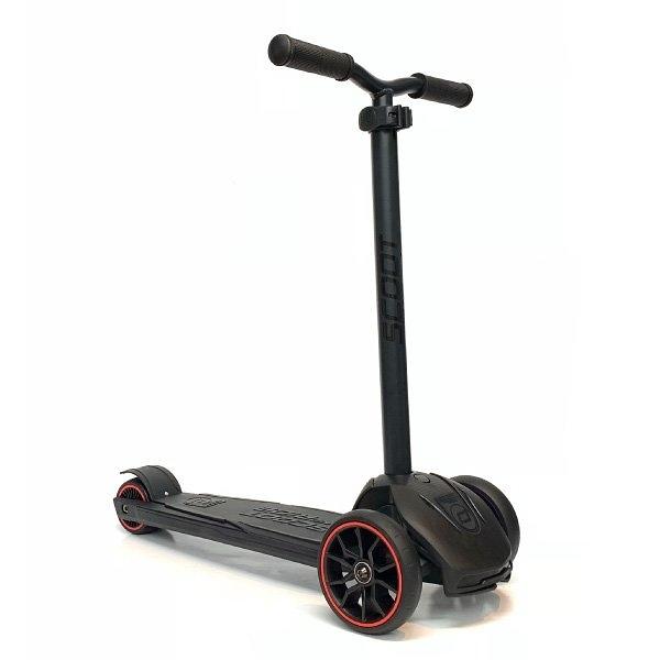 奧地利 Scoot & Ride Cool Kick5 滑板車/滑步車-黑色
