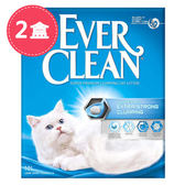 【Ever Clean】藍鑽歐規結塊貓砂-9kgX2盒-強效無香