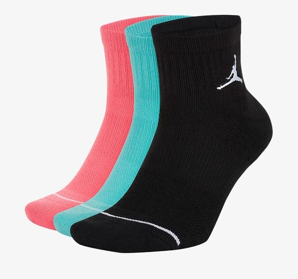 NIKE JORDAN EVERY DAY三色 藍球襪 長襪 中筒襪 男女 (布魯克林) SX5544-902