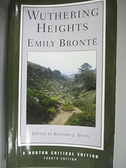 【書寶二手書T7/原文小說_CCB】Wuthering Heights_Bronte, Emily