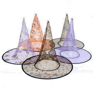 萬聖節兒童服裝 90cm南瓜披風+單層巫師帽+南瓜桶208g