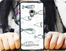 ✿ 3C膜露露 ✿ {黑白魚*黑邊輕立體浮雕軟殼} ASUS 華碩 Zenfone 6手機殼 手機套 保護套 保護殼