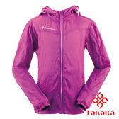 Takaka 女童 UV CUT 抗風外套 『紫』 51807