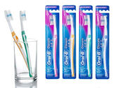 專品藥局 歐樂B Oral-B Classice 軟毛牙刷 名典型 【1支】 (隨機出貨) (波浪纖細刷毛)