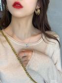 毛衣春秋冬新款針織打底衫女裝修身顯瘦上衣內搭長袖套頭毛衣圓領 易家樂