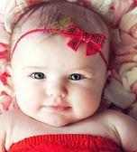 果漾妮妮美國亮片蝴蝶結款 兒童髮帶蝴蝶結髮帶嬰兒髮帶彈性髮帶幼兒髮帶~P3636 ~6 色