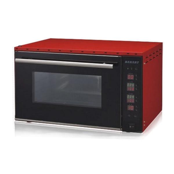 焙雅客 數位版專業級半盤電烤箱 全套含蒸氣組/歐式麵包入爐架/陶板組