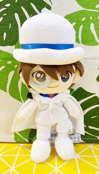 【震撼日式精品】名偵探柯南Detective Conan~絨毛娃娃-怪盜基德*17001