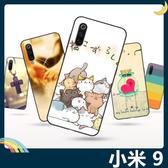 Xiaomi 小米手機 9 彩繪Q萌保護套 軟殼 卡通塗鴉 小清新 防指紋 全包款 矽膠套 手機套 手機殼