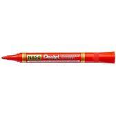 《☆享亮商城☆》N850-BT 紅 圓頭油性筆  百點