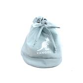 KANGOL 側背包 束口包 淺藍色 6025301881 noA87