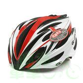 *阿亮單車*GVR 自行車運動安全帽,Crystal水晶系列,紅色《C77-181-R》