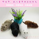 仿真老鼠兒童玩笑動物逼真假大老鼠嚇人整蠱模型