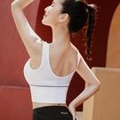 運動內衣 運動內衣女跑步防震防下垂 健身背心夏季薄款聚攏定型bra美背文胸