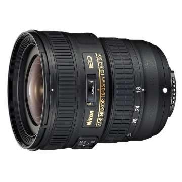 (送保護鏡清潔組) 3C LiFe NIKON 尼康 AF-S NIKKOR 18-35mm F3.5-4.5G ED 鏡頭 國祥公司貨
