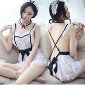 性感情趣內衣透視外貿高檔水溶雕花極度誘惑蕾絲吊帶睡裙套裝SM騷 秘密盒子