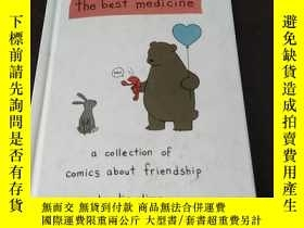 二手書博民逛書店Lobster罕見Is the Best Medicine: A