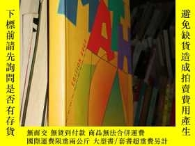 二手書博民逛書店Math罕見4ème. Programme 1998, Edit
